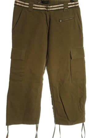 Vero Moda Five-Pocket-Hose braun Casual-Look
