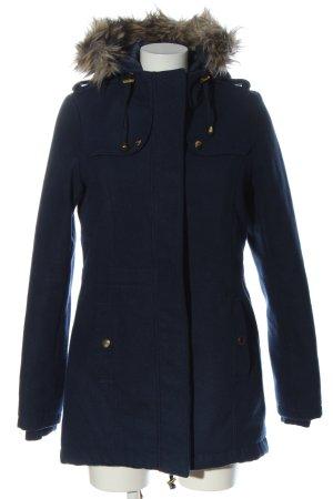 Vero Moda Manteau polaire bleu style décontracté