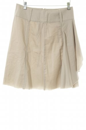 Vero Moda Gonna con frange beige stile casual