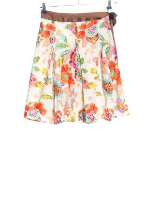 Vero Moda Rozkloszowana spódnica Na całej powierzchni W stylu casual