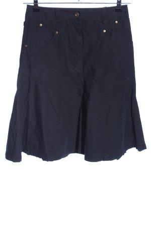 Vero Moda Godetrock blau Casual-Look