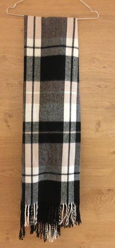 Vero Moda Écharpe en laine multicolore