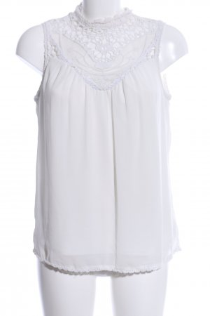 Vero Moda Gehaakt shirt wit elegant
