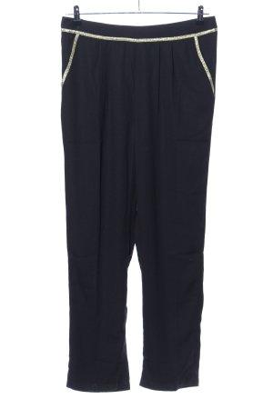Vero Moda Pantalón estilo Harem negro look casual