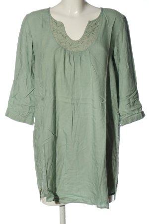 Vero Moda Hemd-Bluse khaki Casual-Look