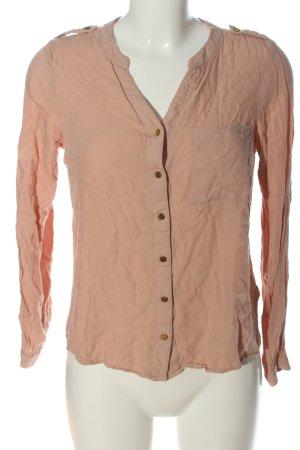 Vero Moda Hemd-Bluse nude Business-Look