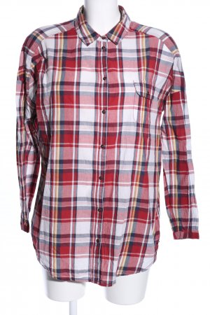 Vero Moda Hemd-Bluse Karomuster Casual-Look