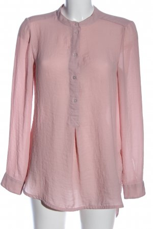 Vero Moda Hemd-Bluse pink Business-Look