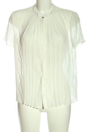 Vero Moda Hemd-Bluse wollweiß Elegant