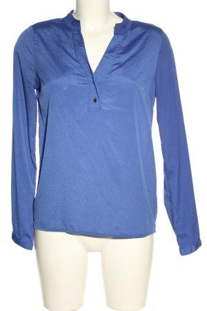 Vero Moda Hemd-Bluse blau Elegant