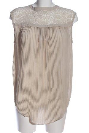Vero Moda Hemd-Bluse creme Elegant