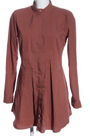 Vero Moda Hemdblusenkleid pink Casual-Look