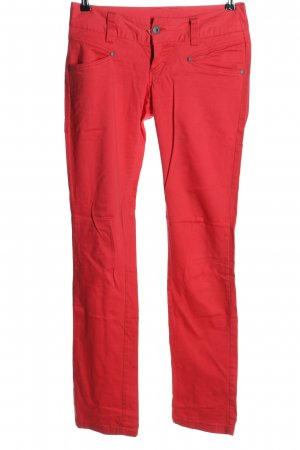 Vero Moda High-Waist Hose pink Casual-Look
