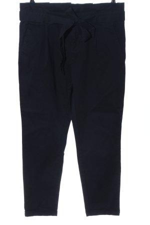 Vero Moda High-Waist Hose blau Business-Look