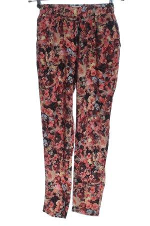Vero Moda High Waist Trousers allover print casual look