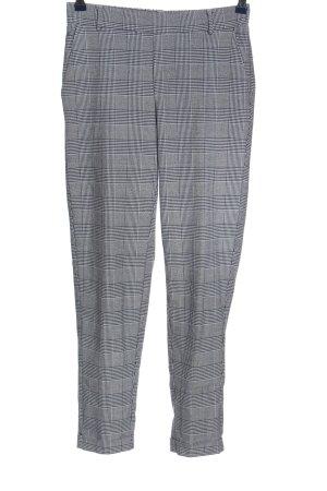 Vero Moda Pantalone a vita alta grigio chiaro stampa integrale