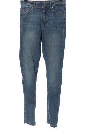 Vero Moda Hoge taille jeans blauw casual uitstraling