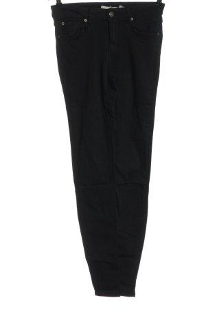 Vero Moda High Waist Jeans schwarz Casual-Look