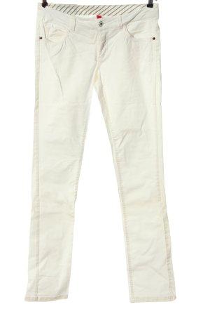 Vero Moda High Waist Jeans weiß Casual-Look