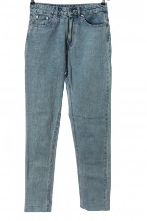 Vero Moda High Waist Jeans blau Casual-Look