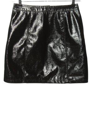 Vero Moda High Waist Rock schwarz Casual-Look