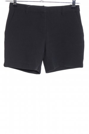 Vero Moda High-Waist-Shorts schwarz Casual-Look