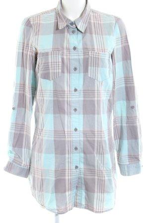 Vero Moda Lumberjack Shirt allover print business style