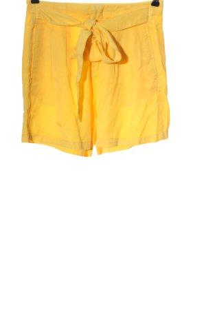 Vero Moda Hot Pants hellorange Casual-Look