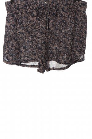 Vero Moda Hot Pants Allover-Druck Casual-Look