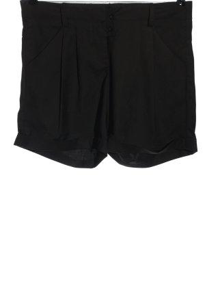 Vero Moda Pantalón corto negro elegante