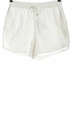 Vero Moda Hot Pants weiß Casual-Look