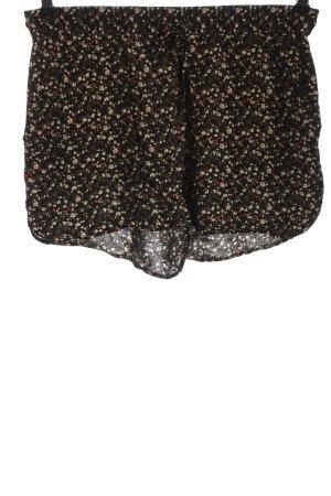 Vero Moda Hot Pants Blumenmuster Casual-Look