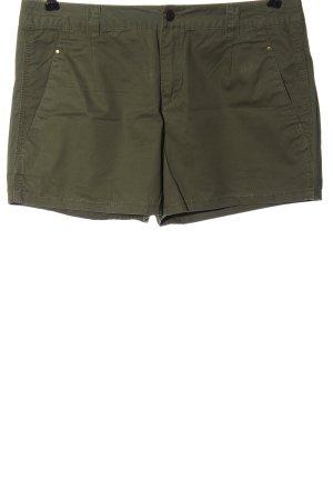 Vero Moda Hot Pants khaki Casual-Look