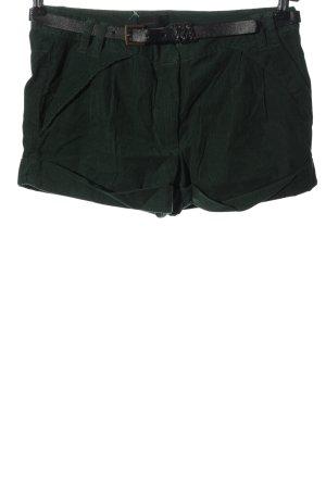 Vero Moda Hot Pants grün Casual-Look