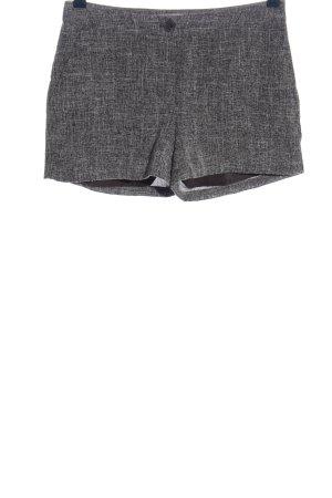 Vero Moda Hot pants nero-bianco puntinato stile casual