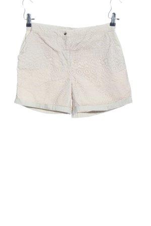 Vero Moda Hot Pants creme Casual-Look