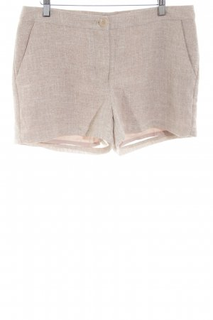Vero Moda Hot Pants wollweiß Casual-Look