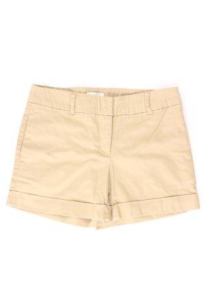 Vero Moda Hotpants Größe 36 creme aus Baumwolle