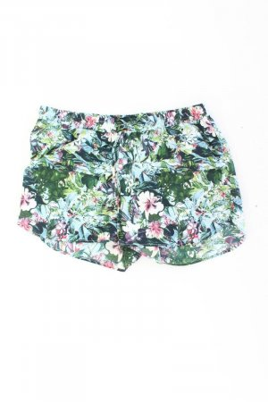 Vero Moda Hotpants Größe M mit Blumenmuster mehrfarbig aus Polyester