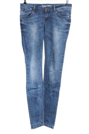 Vero Moda Low Rise jeans blauw casual uitstraling