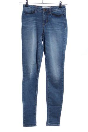 Vero Moda in Blue Slim Jeans blau Casual-Look