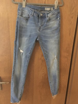 Vero Moda Slim jeans azuur-korenblauw