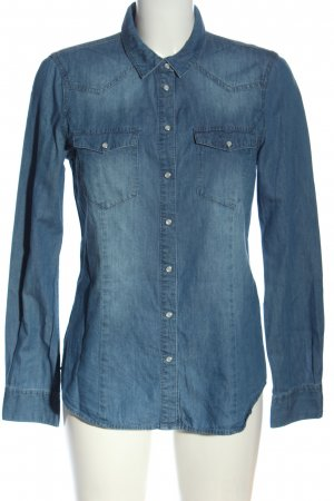 Vero Moda Camicia denim blu stile casual