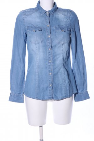 Vero Moda Denim Shirt blue casual look