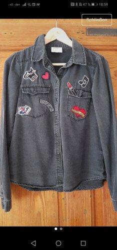 Vero moda jeanshemd S