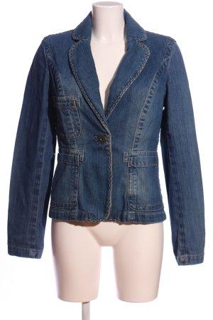 Vero Moda Veste en jean bleu style décontracté