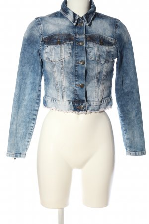 Vero Moda Jeansjacke blau Street-Fashion-Look