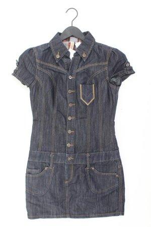 Vero Moda Jeansowa sukienka Bawełna