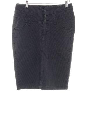 Vero Moda Gonna di jeans nero stile casual