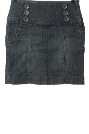 Vero Moda Jeansrock blau